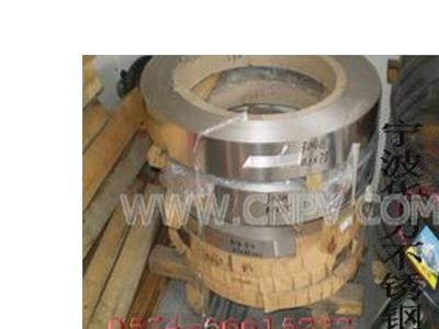 专业供应高弹性不锈钢材料(0.01--3.00mm)