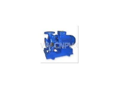 ISW熱水泵(ISW100-200)