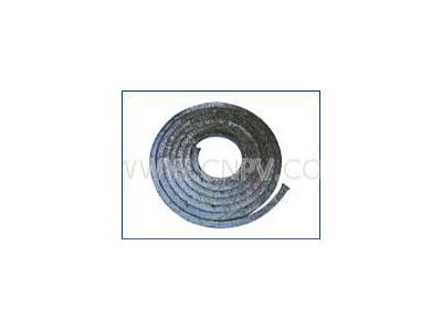 黑四氟⌒角线石墨盘根(SIN200GC)