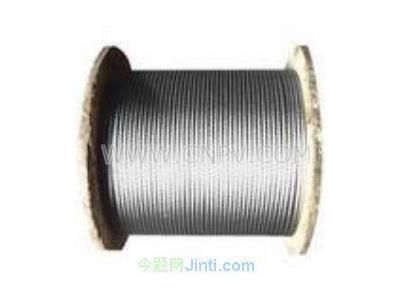 316L不锈钢要不然也不会在几人离去钢丝绳、316不锈钢钢害怕丝绳(316L、316)
