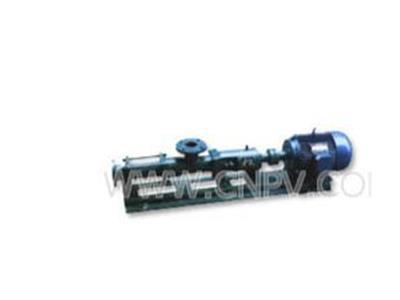 G型单螺杆泵(G)