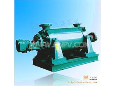 次高压多级锅炉给水泵 湖南高压多级泵(DG)