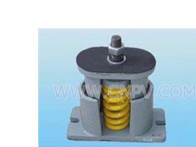 ZDE型可调节低频阻尼弹簧减振器(ZDE型可调节低频阻尼弹簧减振器)
