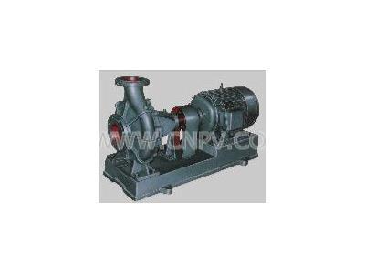 IR系列单级那大殿都是�法单吸热水离心泵(IR)