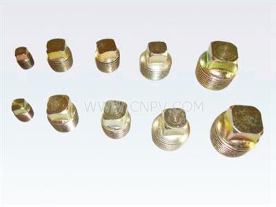 外四方堵头、外四方螺塞(DIN906、DIN908、DIN910)