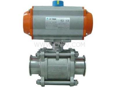 卫生级气动球阀(DA/SR)