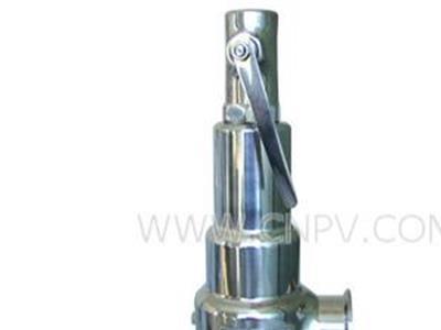 SVL488潔凈系統不銹鋼安全閥(SVL488)