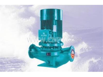 立式单级单吸离心泵(SCL)