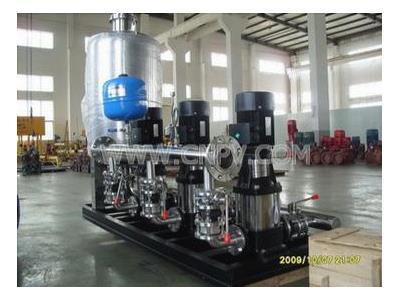 管网叠想法压供水设备(SCG)