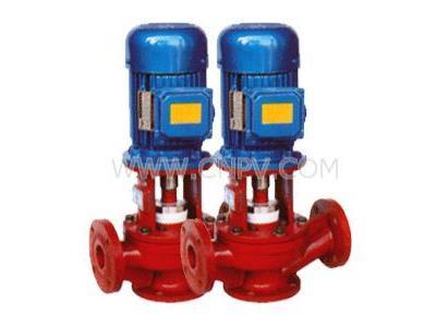 SL型酚醛玻璃鋼管道泵(SL型酚醛玻璃鋼管道泵)