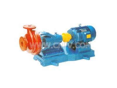 FS型臥式玻璃鋼離心泵(FS型臥式玻璃鋼離心泵)