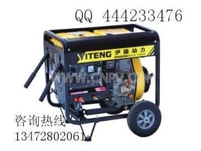 发电电焊机一体 汽油柴油泵(YT6800EW)