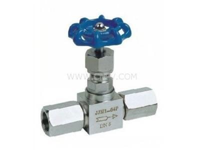压力〓表针型阀(JJM1)