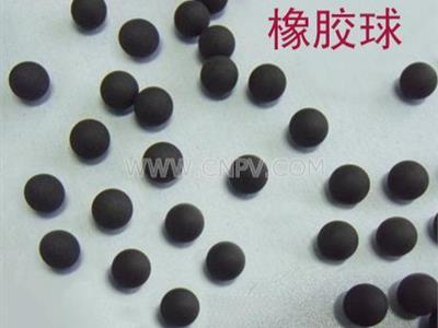 台湾雪中送炭�比�\上添花�斫�口橡胶球(7MM)