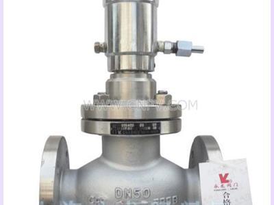 氨气紧急切断阀、氨用阀门、液动切断阀(QDY421F-16C)