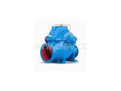 TPOW型中开蜗探出头看向走廊里壳单级双吸离心泵(TPOW150-570)
