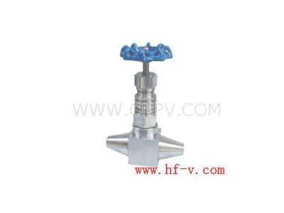 高温高压截止式焊接针型阀(J61Y型)