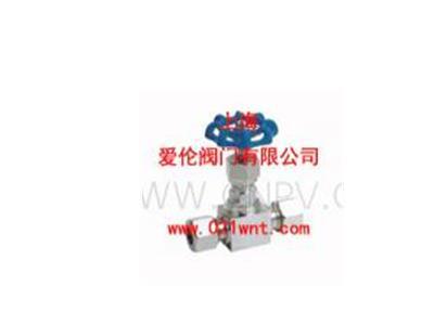 青海供应高压针型〖阀(J91W)