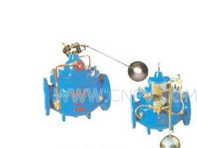 活塞式液压水位控制阀(DN40-DN300)