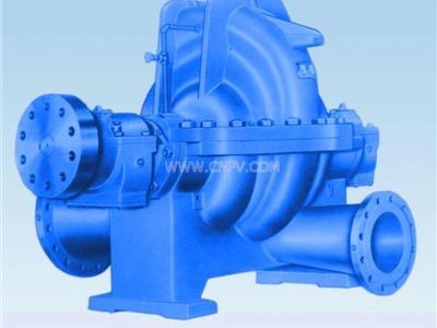 DK兩級水平中開式離心泵|中開泵(DK型)