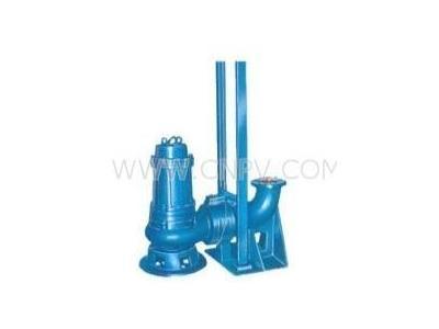 WQ型潛水固定式無堵塞排污泵(WQ型潛水固定式無堵塞排污泵)