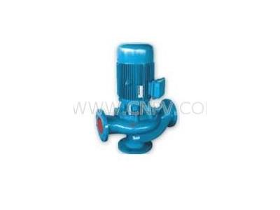 GW型管道式无堵塞排污泵(GW型管道式无堵塞排污泵)