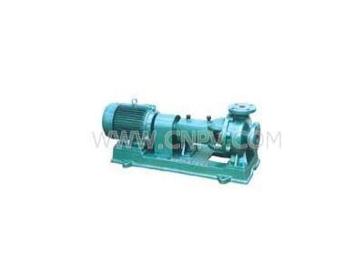 IHF系列氟塑料衬里离心泵(IHF系列氟塑料衬里离心泵)