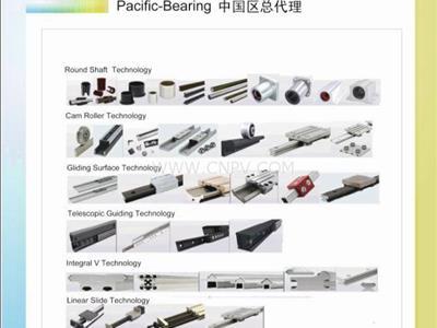 Pacific Bearing 中国代理(IP8G,IP8G-OP,IP8G-AJ)