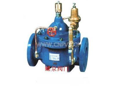 中央空调暖通流量控制阀(HC400X-16Q)
