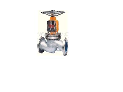 JY41W不銹鋼氧氣截止閥(JY41W--DN50-600mm)