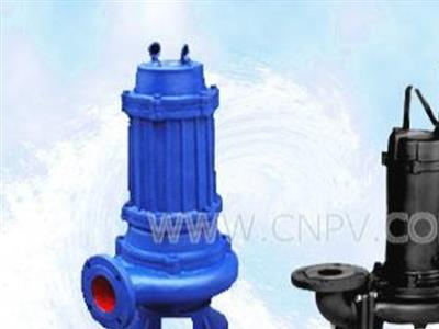 WQ潜水排污泵(WQ)