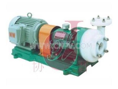 FSB氟塑料合金离心泵  氟塑料合金泵(FSB系列)