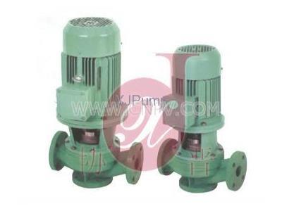 增强聚丙烯管道离心泵 耐腐蚀泵 塑料泵(FPG系列)
