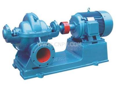 S/SH型单级双吸离心泵 单级双自己吸中开泵(150S-78A)