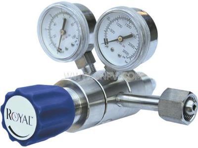 双级高纯气体减�压阀(RF31)