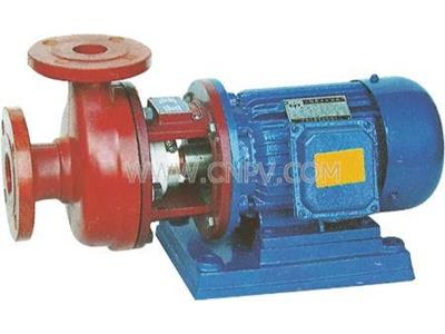S型玻璃鋼離心泵(S25---25--12.5)
