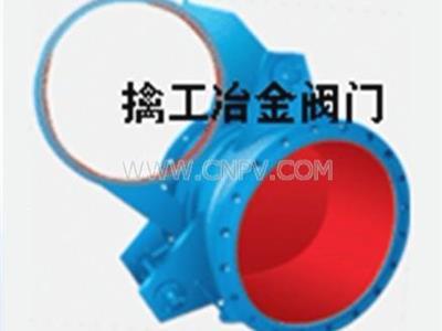手动盲板阀、眼睛阀、翻板阀(长系列带伸缩(F43B/CX-0.5(1.5、2.5))