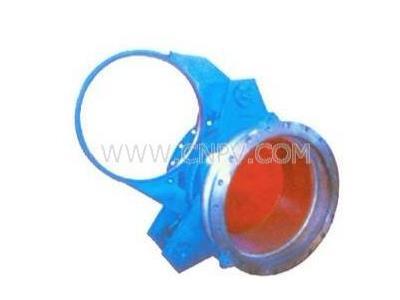 手动扇形盲板阀(F343C-1.5/2.5)