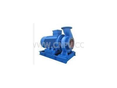三节免起泵/端吸式离心泵(ES系列)
