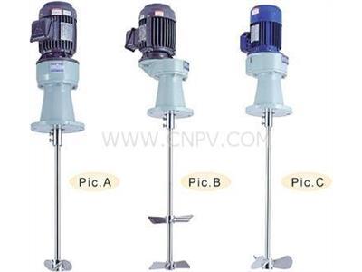三亚搅拌机,污影子水专用搅拌机(D-050-200-1HP)