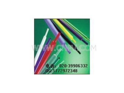 黑色阻燃热缩管 125度PE热缩管(Φ0.6-180mm)