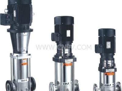 CDLF型轻型不锈钢立式多级泵(25CDLF2-120)