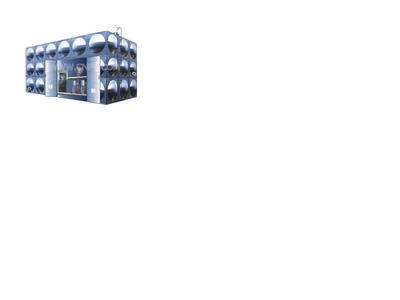 HLXA型智能化箱∏式泵站 无负压水※箱(SCGP)