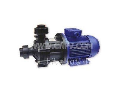 上海CQF型工程塑料磁力泵耐励生产(20CQF-12)