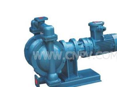 生产厂家优惠供应高粘度隔膜泵(QBY-100)