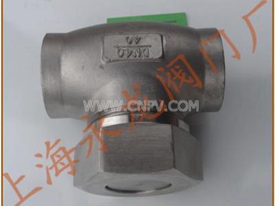 196℃石油液化气过滤器(DY61F-40P)