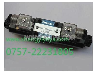 油順換向閥AHD-G02-3C2-10(AHD-G02-3C4-20)