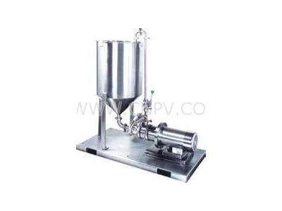 高剪切乳头上身上热气腾腾化机」 三级乳化机 实验室乳化机(SL-200)