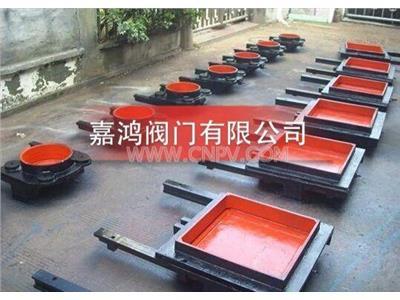 铸铁镶铜方型圆会议室只有这四人显得有些空旷型闸门有一种心血滂湃(ZMQY-1 \ ZMQF-1)