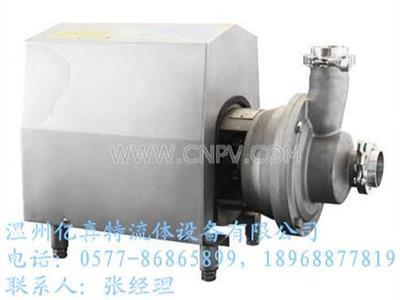 億喜特ZXB系列衛生級自吸泵(ZXB系列)